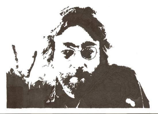John Lennon por vidaddict